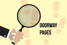Google today announced that it's making a change in the future to how it ranks 'doorway pages' and is encouraging users to stop utilizing them ahead of the changes. Doorway pages are used to help rank a website for a particular keyword or phrase that is not heavily mentioned on the site itself. http://goo.gl/Hh37Kw