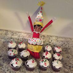 Elf on the Shelf- Birthday