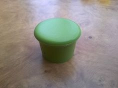 WINE BOTTLE REPLACEMENT CORK COVER STOPPER (BRAND NEW) GREEN