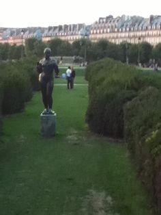 Paris - Tuilleries Art in the Garden