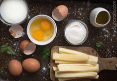 Smažené sýrové tyčinky s výbornou omáčkou – Napadov.cz Eggs, Breakfast, Morning Coffee, Egg, Egg As Food