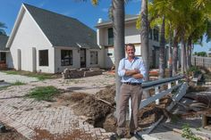 Since taking over his father's manufacturing business and relocating it to Vero, Tim Girard has focused mainly on pressure relief vents and magnetic vacuum breakers for tanker trucks, rail cars and containers. Vero Beach, Local Real Estate, Beach Town, Palm, Eating Places, Father, October, Life, Business