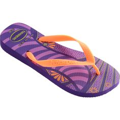 9b407db3e80015 Havaianas Fiesta ( 22) ❤ liked on Polyvore featuring shoes