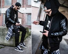 BLACK•WHITE BY KOSTA WILLIAMS, 26 YEAR OLD GUY FROM GERMANY