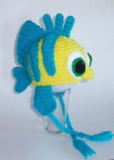 OMG!!  It's Flounder!