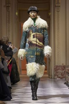Fall 2018 Kenzo collection