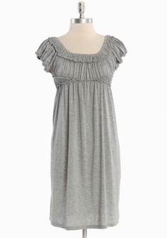 Prairie Meadows Ruched Dress | Modern Vintage Dresses
