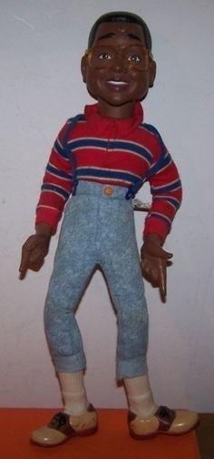 Vintage Steve Urkel Talking Doll