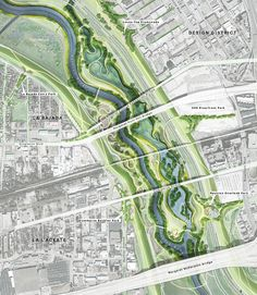 Dallas will turn Dangerous Floodplains into the nation's Biggest Urban Park — 10,000 acres of nature