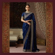 Find out about the best quality Elegant Designer Indian Saree kind of like Latest Elegant Saree also Elegant Design Sari Blouse then you'll like this Click above VISIT link for more details Indian Wedding Outfits, Bridal Outfits, Indian Outfits, Red Wedding, Trendy Sarees, Stylish Sarees, Sabyasachi Sarees, Indian Sarees, Lehenga Choli