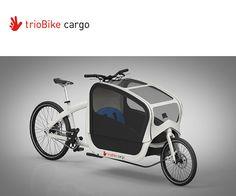 trioBike cargo on Industrial Design Served