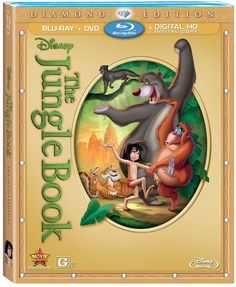 The Jungle Book Diamond Edition comes to Disney Blu-ray and Digital HD on February 11th!