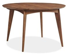 Ventura Table - smaller (expandable) dining room table option to accommodate new bar seating area