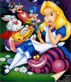Alice in Wonderland. My all time favorite movie!!!!