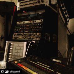 #Repost @shigeojd with @repostapp. ・・・ Fake Eyes Production MTG! MTG! MTG! #FakeEyesProduction #ShigeoJD #djmaar