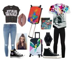 """""""Perfect Couple"""" by thylynmoore on Polyvore featuring Hilfiger Denim, Converse, Dorothy Perkins, ASOS, Marvel, Mia Toro and U.S. Traveler"""