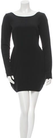 Ellery Mini Open Back Dress Home Based Business Opportunities, Open Back Dresses, Socks, Stylish, Mini, Board, Fashion, Home Business Opportunities, Moda