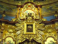 The outstanding day for Máriapócs and the history of the Hungarian Greek Catholic community was the 18th August 1991. Pope John Paul II. of happy memory visited Hungary that time and celebrated a Holy Liturgy in Byzantine rite in front of the devotional picture in Hungarian language.