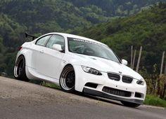 BMW Serie 3 Coupé BT92, Tuning da 450 CV