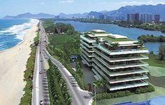 Luxury penthouse for sale in Av. Sernambetiba, Rio de Janeiro   LuxuryEstate.com