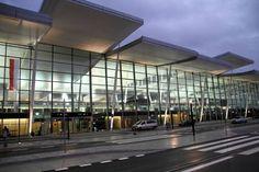 Wrocław Copernicus Airport (WRO) w Wrocław, Województwo dolnośląskie
