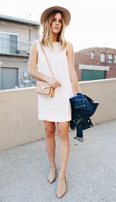 Street style look com sapatilha.