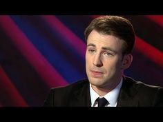 Captain America Chris Evans Interview: Becoming Marvel Comic Book's First Avenger