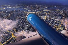 KLM_Boeing 787-900_Amsterdam