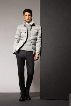 Aquascutum Fall Winter 2015 Menswear Collection Otoño Invierno #Trends #Tendencias #Moda Hombre M.F.T.