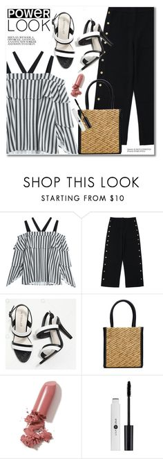 """""""Power Look"""" by fshionme ❤ liked on Polyvore featuring LAQA & Co."""