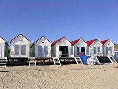 small beach houses