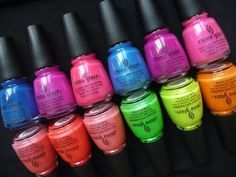 Huge Fall Nail Polish Haul  China Glaze, Zoya and More!