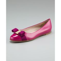 Ferragamo, one of the most comfortable shoes ever cobbled.