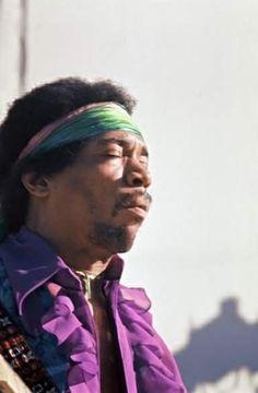 Jimi Hendrix Santa Clara Folk Rock Festival 1969 🎸