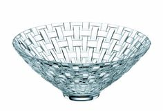 Nachtmann Dancing Stars Bossa Nova 7-Inch Crystal Bowl by Nachtmann Crystal. $24.69. Delicate crystal with a contemporary design make these perfect for any occasion. Sparkling non-lead crystal. Dishwasher safe. Nachtmann; A Division of Riedel Glassworks. Dancing Stars Bossa Nova 7-Inch Crystal Bowl. There is a great variety of designs and patterns in the Nachtmann Bossa Nova collection. Chequered patterns, squares or Archimedian swirls – these crystal glass products...