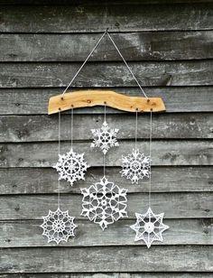 Imagem de winter, christmas, and snowflakes