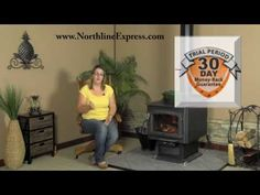 Vogelzang Ponderosa Wood Burning Stove with Blower - TR007 | Northline Express