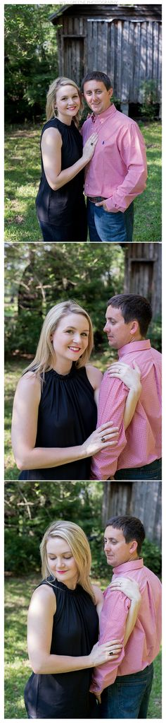 Alycia and Eric's engagement session, Four Oaks NC, Will Greene Photography