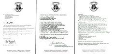 Hogwarts Acceptance Letter by decat on DeviantArt