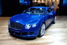2013 Bentley Continental GT Speed (© Photo: John LeBlanc)