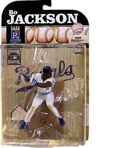 Other Wholesale Sporting Goods 26423: Mcfarlane Kansas City Royals Bo Jackson Cooperstown Series -> BUY IT NOW ONLY: $152.76 on eBay!