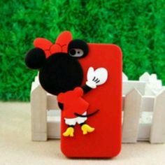 Minnie mouse case