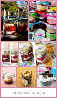 Tasty treats in a jar