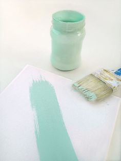 How to Make your own Chalk Paint - Tutorial Furniture Makeover, Diy Furniture, Make Your Own, Make It Yourself, How To Make, Creative Crafts, Diy And Crafts, Craft Tutorials, Craft Projects