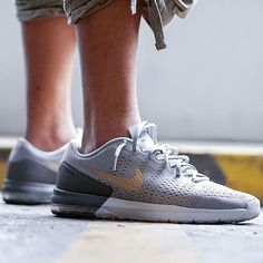 Nike Air Max Typha: Grey/Gold 2nd most comfortable pair of shoes I've owned!!! M-Z