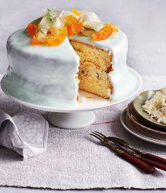 Australian Gourmet TRaveller recipe for cassata.
