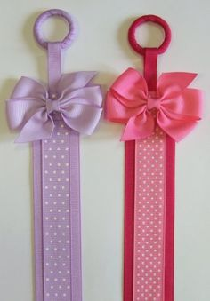 Boutique Hair Clip & Hair Bow Holder $12.00