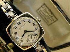 Ladies Vintage Rolex Watches For Sale UK Gold | Vintage Watches