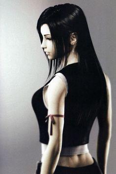 Final Fantasy VII: Advent Children Art & Pictures,  Tifa Lockhart