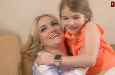 Britney Spears' niece Maddie pictures%uFF0Churt in an ATV accident